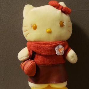 McDonald's x Sanrio Hello Kitty Plush